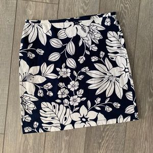 Tommy Bahama Hawaiian Print Skirt
